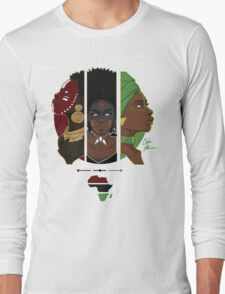 RBG - The Blood, The People, The Life Long Sleeve T-Shirt