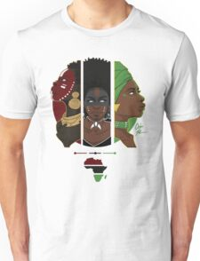 RBG - The Blood, The People, The Life Unisex T-Shirt