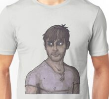 The man who looks that way. Unisex T-Shirt