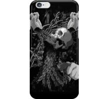 Pit Fighter Skull Chain MMA Mixed Martial Art  iPhone Case/Skin