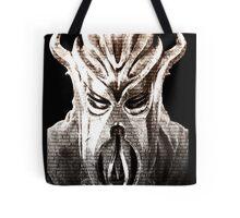 Miraak's Mantra Tote Bag