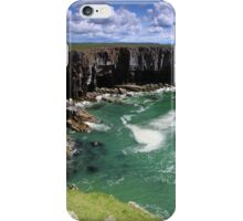 Stackpole Head - Swirl iPhone Case/Skin