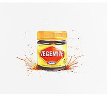 Vegemite Photographic Print