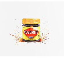 Vegemite Photographic Print