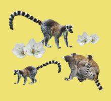 Lemur love Baby Tee