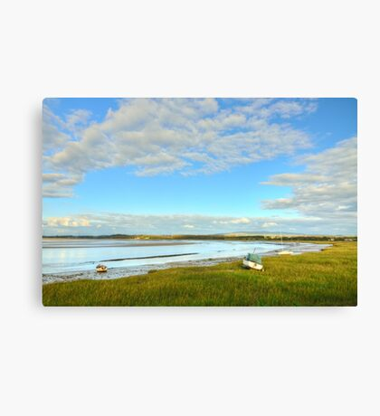 From Glasson Canvas Print