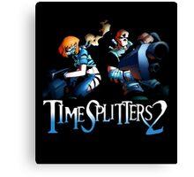 TimeSplitters 2 Classic Canvas Print