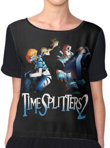 TimeSplitters 2 Classic Chiffon Top