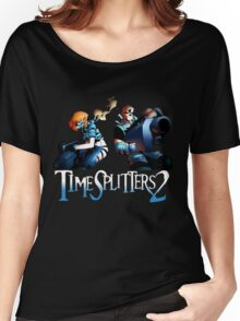 TimeSplitters 2 Classic Women's Relaxed Fit T-Shirt