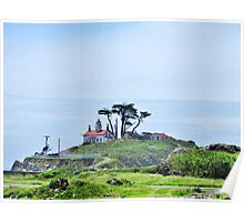 Battery Point Lighthouse Poster