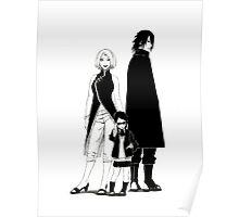 Uchiha Family Poster