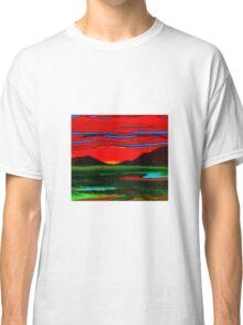sunset 2 Classic T-Shirt