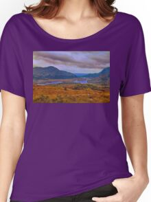 Ireland. Ring of Kerry. Ladies View. Women's Relaxed Fit T-Shirt
