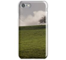 Winter light iPhone Case/Skin