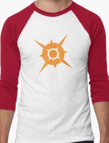 Solar Mark Men's Baseball ¾ T-Shirt