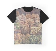 The Rumour Mill Woodland VI Graphic T-Shirt