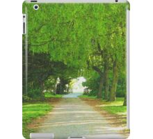 Willow Walk iPad Case/Skin