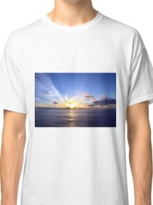 Sunset at Sea Classic T-Shirt