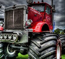 Monster Truck by Andrew Pounder