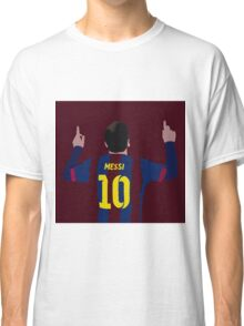 Messi- 10 Classic T-Shirt