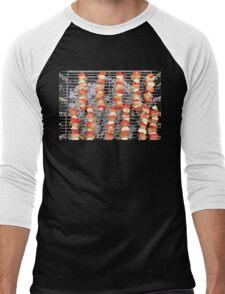 Zakynthos Greece Island landscape Men's Baseball ¾ T-Shirt