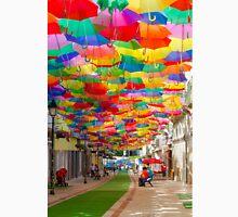 Floating Umbrellas Unisex T-Shirt