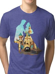 Princess Character Inspired Home Tri-blend T-Shirt