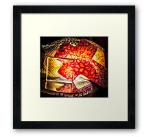 Before You Knew Framed Print
