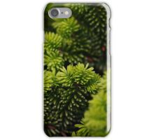 green layers iPhone Case/Skin