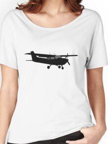Cessna Aircraft Rider Women's Relaxed Fit T-Shirt