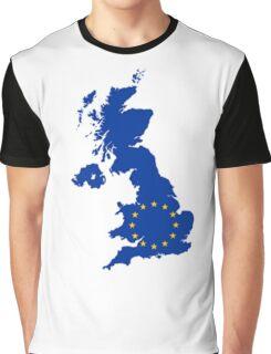 UK belongs in the EU Graphic T-Shirt