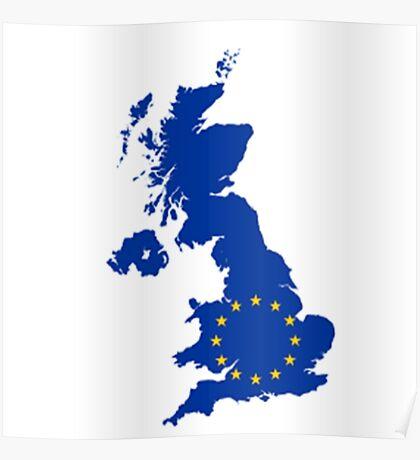 UK belongs in the EU Poster