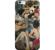 Person Pitch iPhone Case/Skin