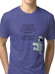 Some people have all the luck Tri-blend T-Shirt
