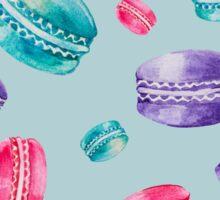 Watercolor Macarons Sticker