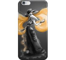 Rainbow Punk: Tangerine Plague iPhone Case/Skin