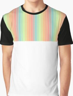 pastel rainbow party Graphic T-Shirt