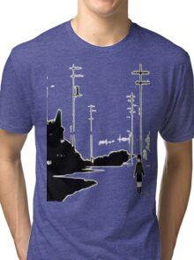 Lain Tri-blend T-Shirt