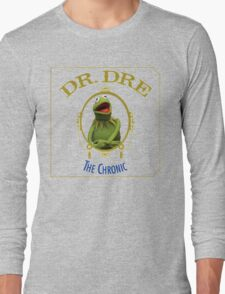 Kermit the chronic Long Sleeve T-Shirt