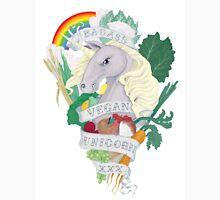 Vegan Unicorn Unisex T-Shirt