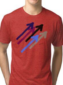 Arrows No1 Tri-blend T-Shirt