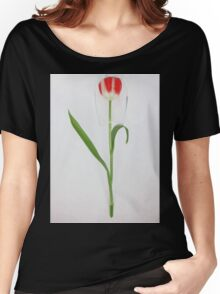 Tulip under protection glass Women's Relaxed Fit T-Shirt