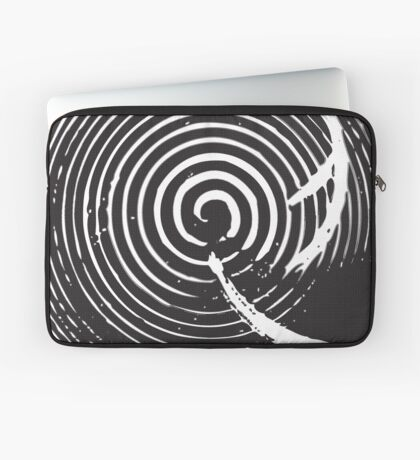 The Twilight Zone : BW // DJ Laptop Sleeve