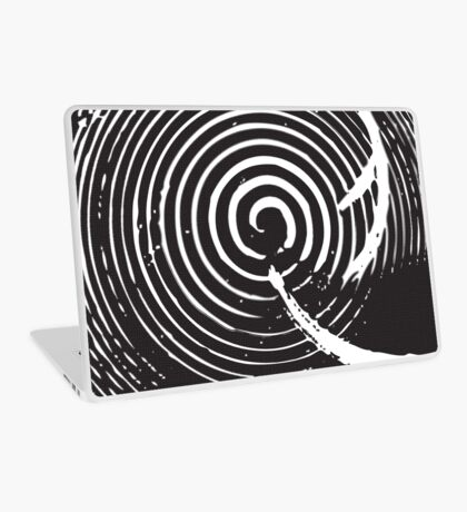 The Twilight Zone : BW // DJ Laptop Skin