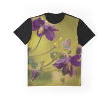 Violet columbines Graphic T-Shirt