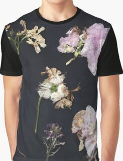 Pressed Flowers 3  Graphic T-Shirt