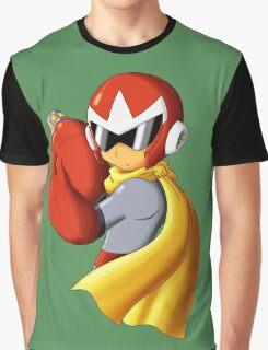 Proto Man! Graphic T-Shirt