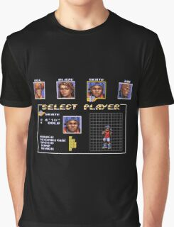 Streets of Rage 3 – Select Skate Graphic T-Shirt