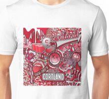 Cortland Collage Unisex T-Shirt