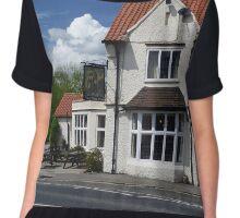 Stamford Bridge - The New Inn Chiffon Top
